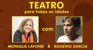 Aulas no teatro Solar – Botafogo