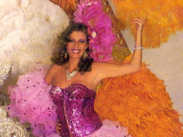 Capa da revista Manchete no Carnaval de 1985.