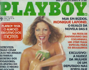 monique lafond capa playboy abril 1981